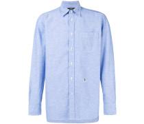 Schmales Oxford-Hemd