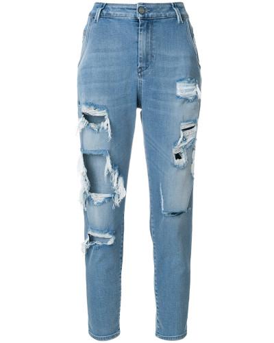 'Fayaz-Evo 084NU' Jeans im Destroyed-Look