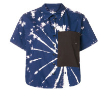 PSWL Tie Dye Poplin Shirt