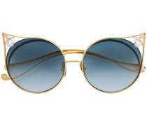 'The Moon' Cat-Eye-Sonnenbrille
