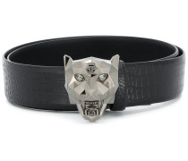 panther head belt