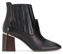 elasticated panel boots