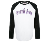 "Sweatshirt mit ""Purple Haze""-Print"