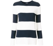 'S Max Mara striped longsleeved T-shirt