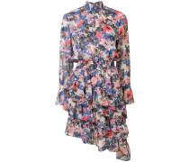 'Savanna' Kleid mit Blumen-Print
