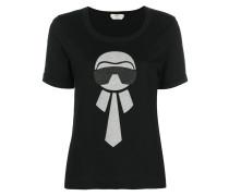 Karl motif T-shirt