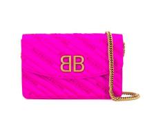 'BB' Portemonnaie mit Kettenriemen