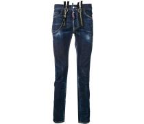 Jeans im Skater-Look
