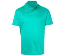 T-Shirt mit Halstuch