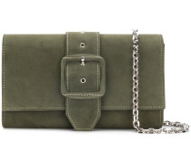 front buckle clutch