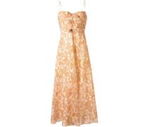 'Peggy' Kleid mit Herzausschnitt