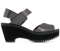 strapped open-toe sandals