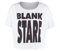 BOXY - T-Shirt print - bright white