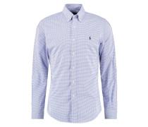 SLIM FIT - Hemd - blue/white