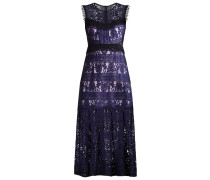 BLOOM - Ballkleid - navy/lilac