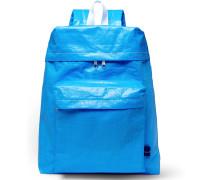 Pvc Backpack - Blue