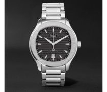 Polo S Automatic 42mm Stainless Steel Watch - Gray