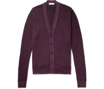 Slim-fit Wool Cardigan