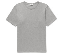 Niagara Cotton-jersey T-shirt - Gray