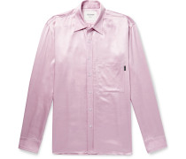 Satin-Twill Shirt