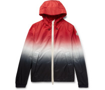 Maribeu Dégradé Nylon Hooded Jacket