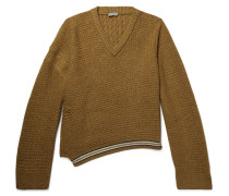Oversized Wool And Alpaca-blend Sweater