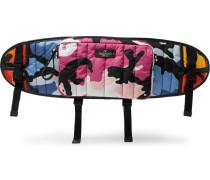 Valentino Garavani Camouflage-print Quilted Shell Belt Bag