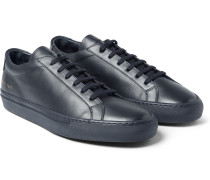 Original Achilles Leather Sneakers - Navy