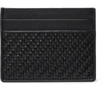 PelleTessuta Leather Cardholder