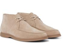 Suede Desert Boots
