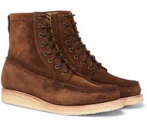 Garrett Suede Boots
