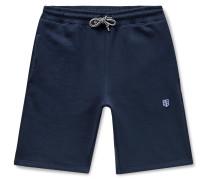 Vincent Fleece-Back Cotton-Jersey Drawstring Shorts