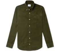 Levon Cotton-Corduroy Shirt