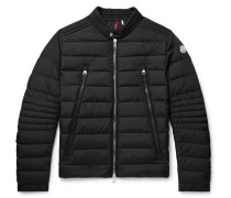 Amiot Quilted Shell Down Jacket