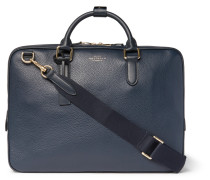 Burlington Pebble-grain Leather Briefcase
