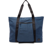 Sutton Shell Tote Bag - Navy