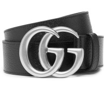 4cm Full-grain Leather Belt