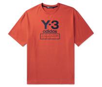 Logo-Print Cotton-Jersey T-Shirt