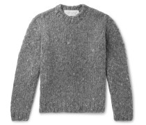 Lawrence Cashmere Sweater - Gray