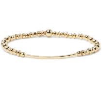 14-karat Gold-plated Bracelet - Gold