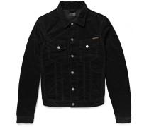 Billy Slim-fit Stretch-cotton Corduroy Jacket