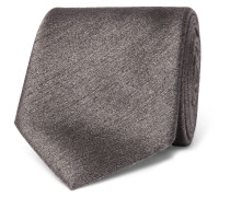 8cm Mélange Silk Tie