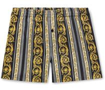 Printed Cotton Boxer Shorts