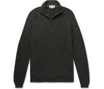 Finley 2 Cashmere Half-Zip Sweater