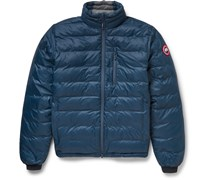 Lodge Packaway Quilted Shell Down Jacket