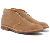 Cornell Suede Chukka Boots