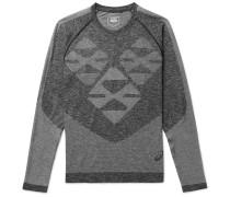 + Kiko Kostadinov Mélange Jersey T-Shirt