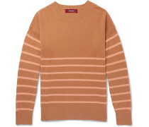 Kyle Striped Cashmere Sweater