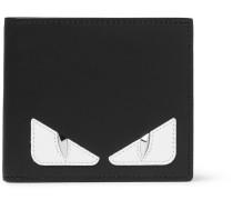 Bag Bugs Appliquéd Leather Billfold Wallet