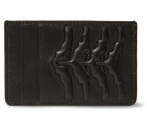 Embossed Leather Cardholder